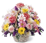 Basket of Cheer Bouquet Davis Floral Clayton Indiana from Davis Floral